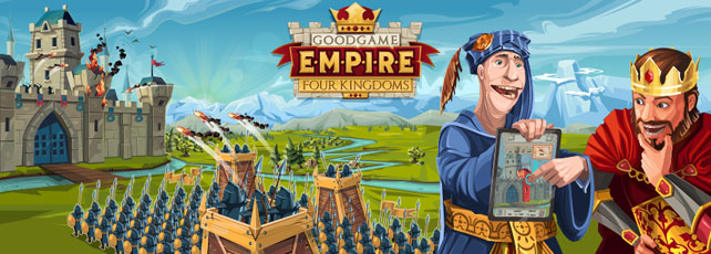 empire four kingdoms online